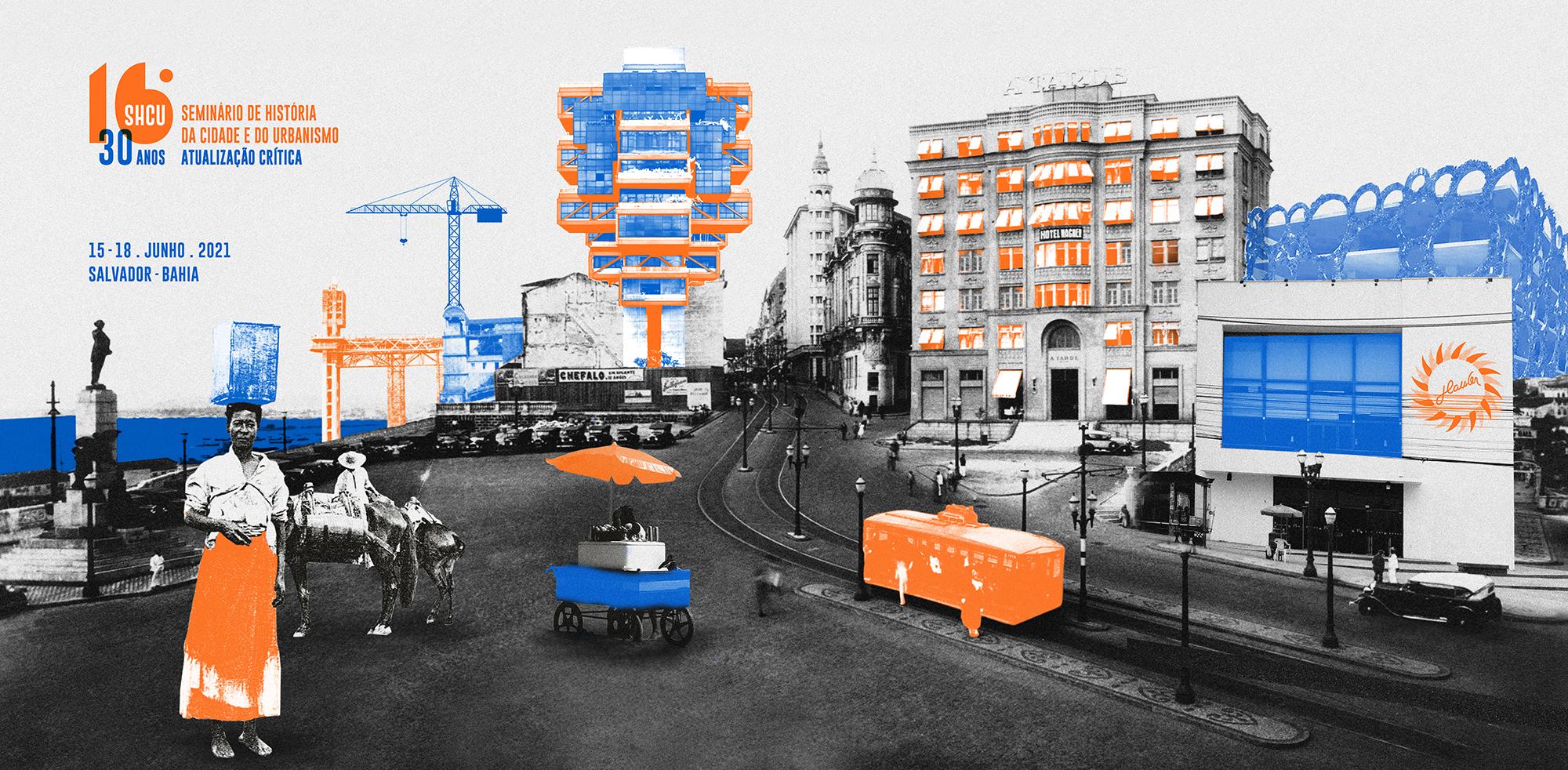 16º Seminário de História da Cidade e do Urbanismo